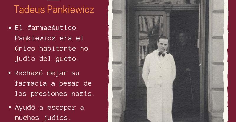 La Farmacia del Gueto de Cracovia (2)
