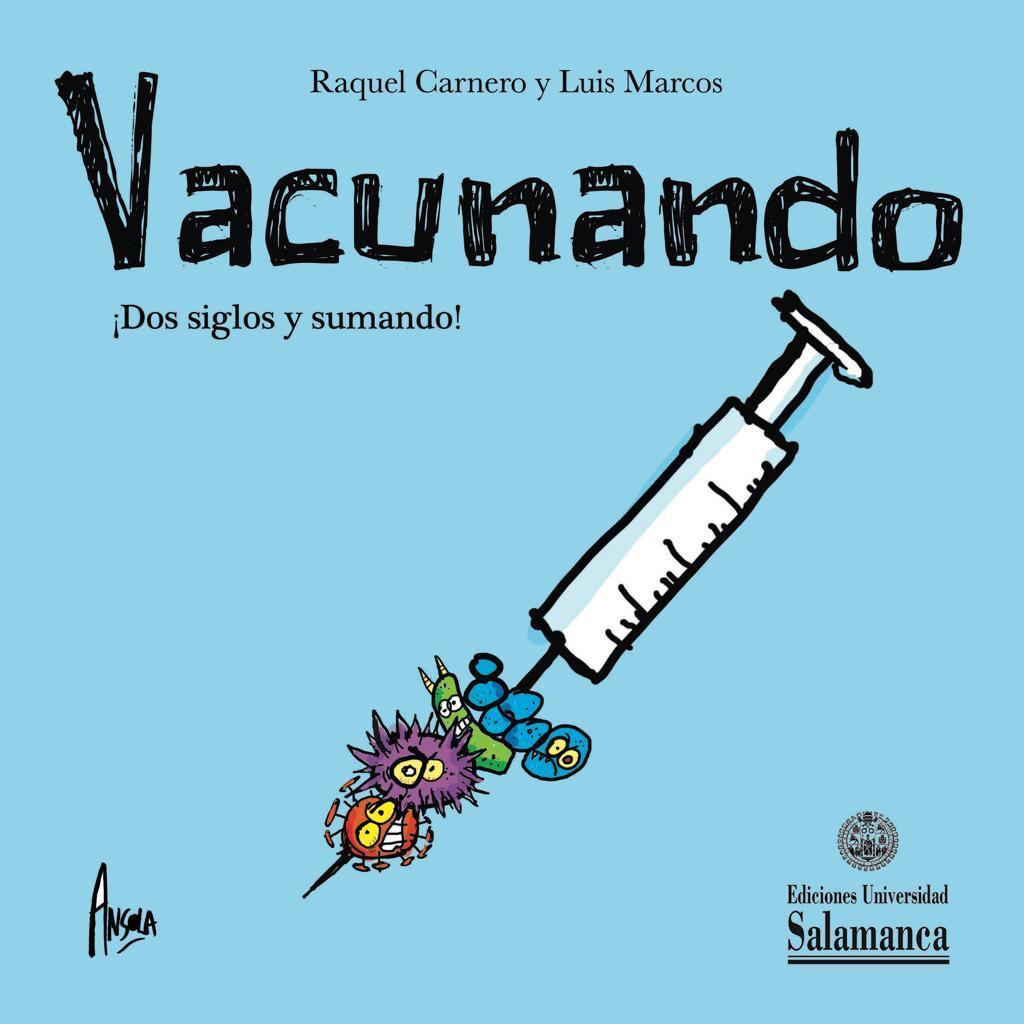 Libro Vacunando